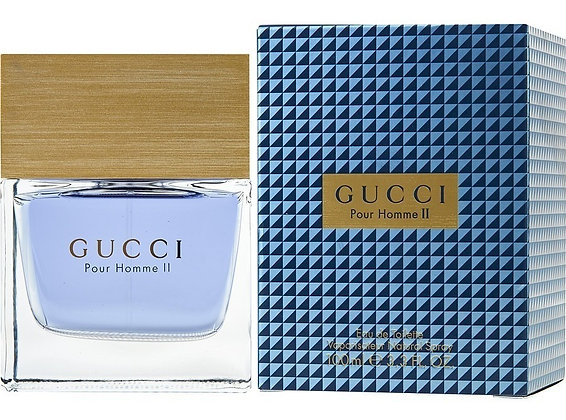 Gucci Pour Homme II EDT 90 ml