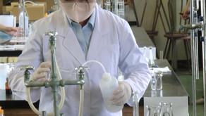 令和3年度ものづくりコンテスト              山形県大会 化学分析部門