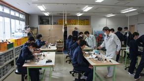 電気工事業界 高校生交流事業