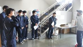 工場見学 電気電子科3年