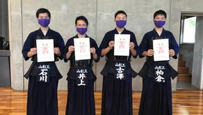 令和2年度 山形県高等学校剣道競技 村山地区大会