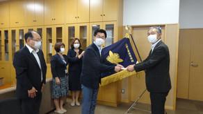 (公財) 日本教育公務員弘済会山形支部より、学校研究助成金が交付されました。