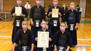 令和3年度 山形県高等学校総合体育大会 剣道競技