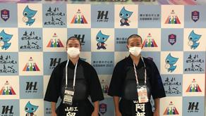 令和3年度全国高等学校総合体育大会 剣道大会出場