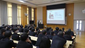 講演会 中川友紀子氏(11/17)