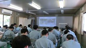 令和3年度(第28回)高校生建設工事現場見学会