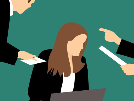 How do employees cope with bullying?