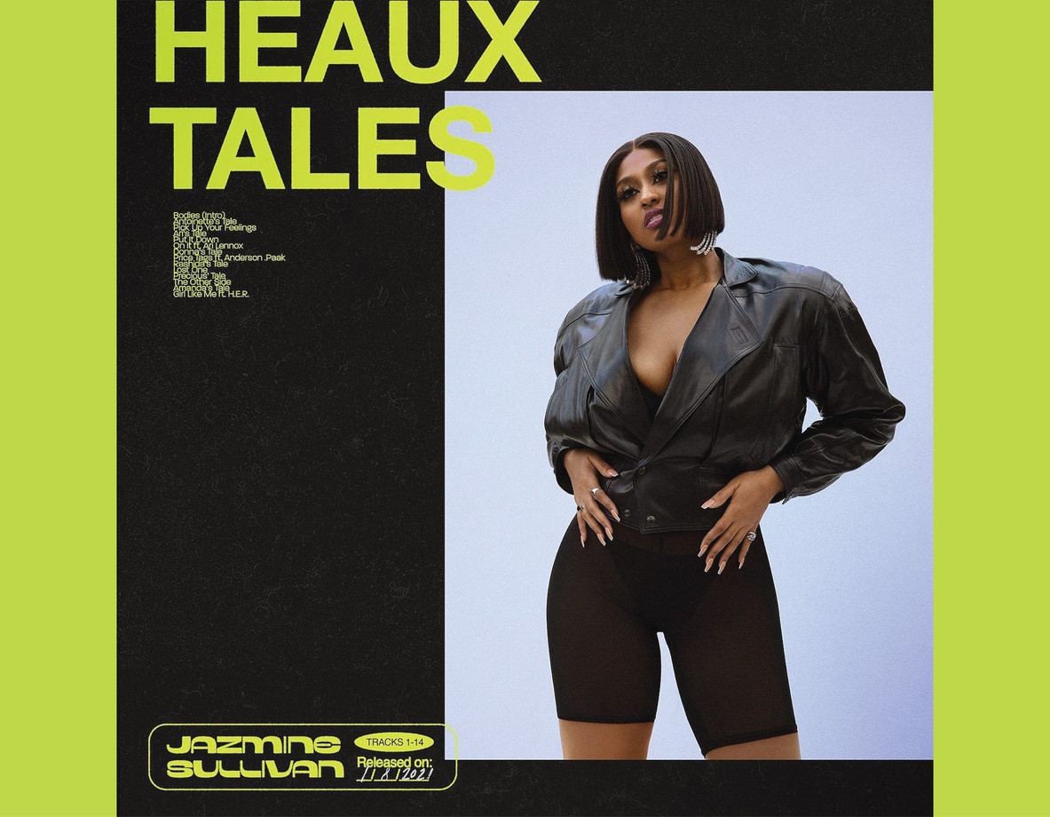 Jazmine Sullivan's Empowering 'Heaux Tales is More than a Return to Music