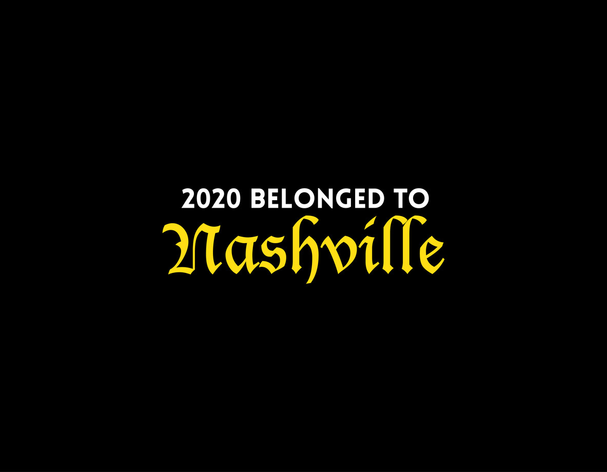 2020 Story of the Year   Nashville
