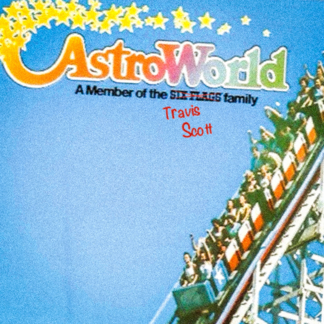 You Don't have to Like Astroworld, but...