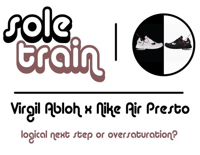 Sole Train Volume 2