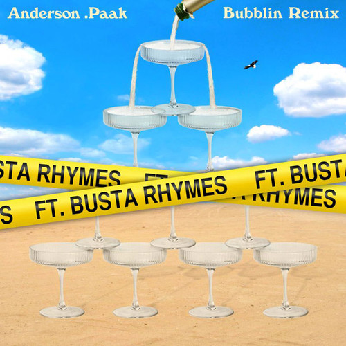 Bubblin' Remix