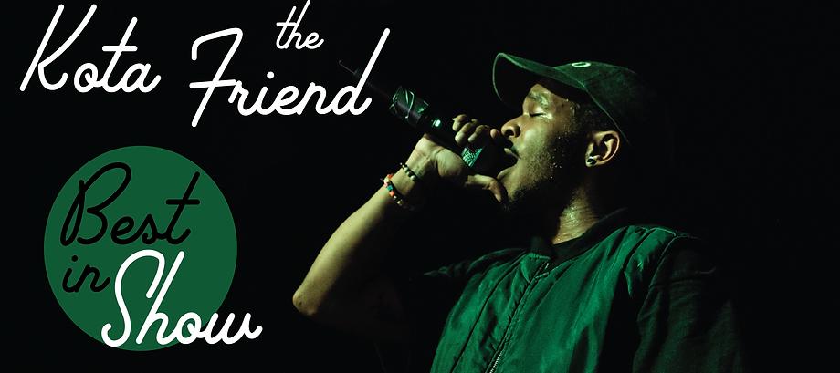 Best in Show - Kota the Friend Banner-01