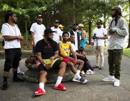 Nashville's Hip-Hop Scene Shows Out at Deep Tropics Festival