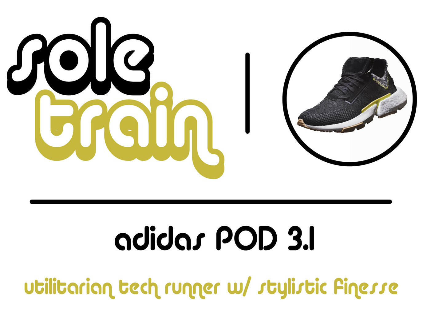 Sole Train Volume 3