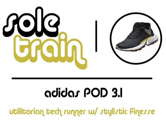 Sole Train Volume 3