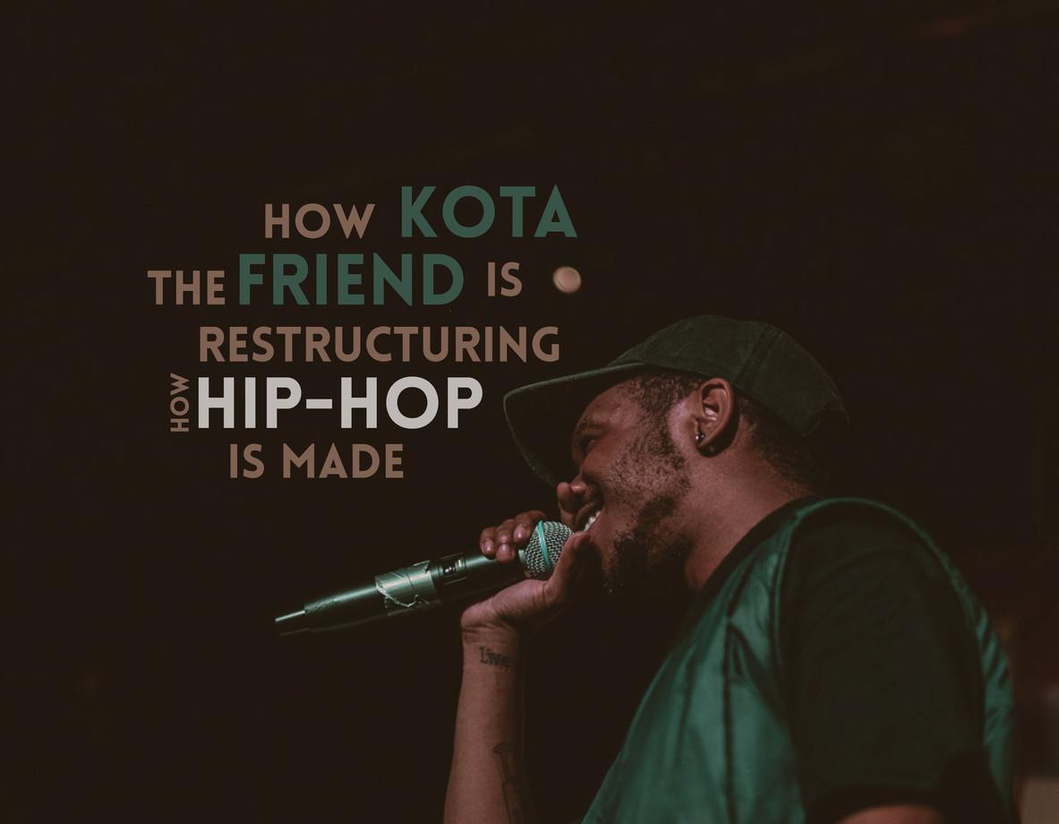 Kota the Friend   Lyrics to GO, Vol. 2