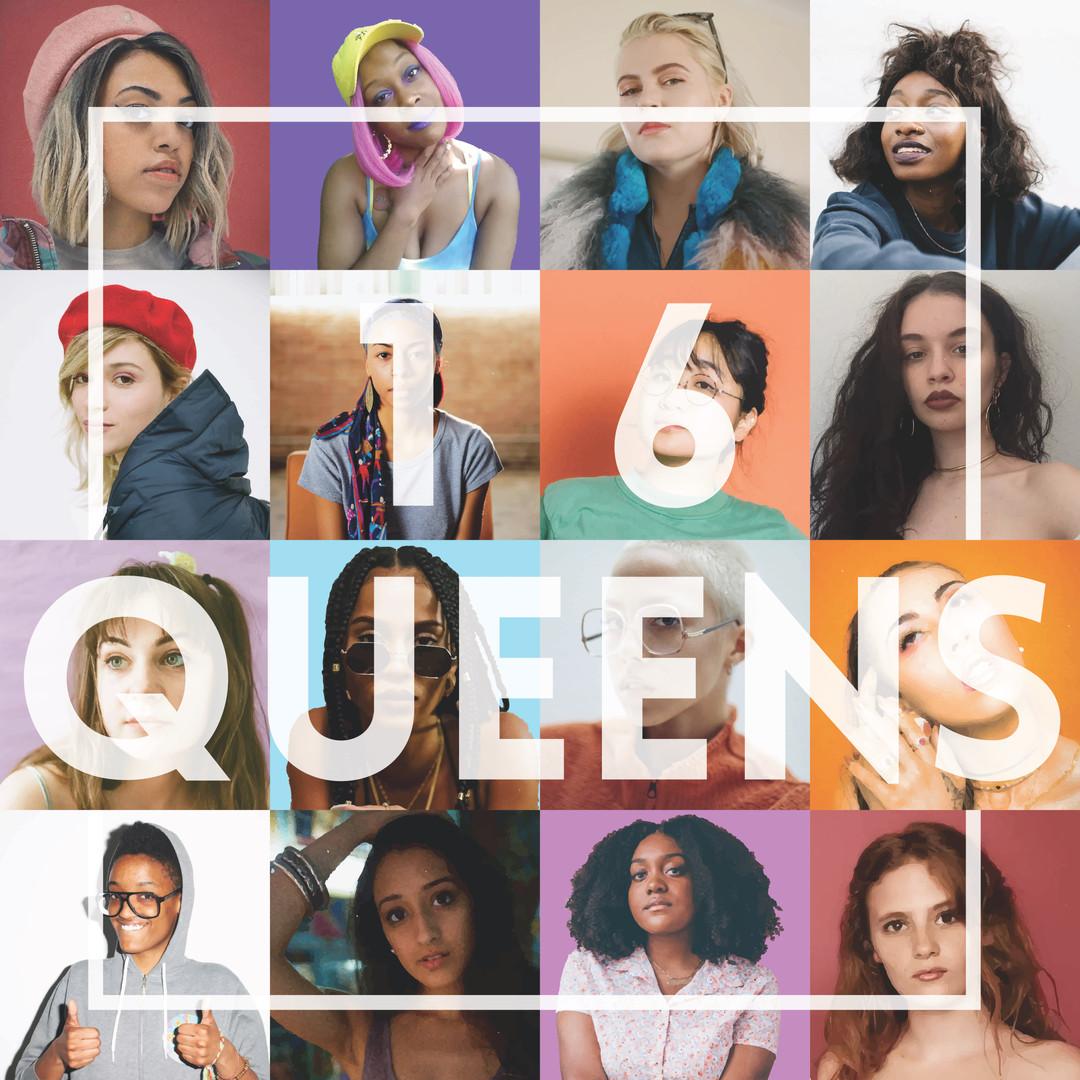 16 Queens