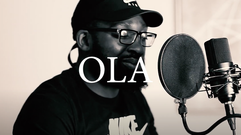 OLA | Can I Talk My Shit Again