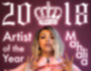 2018 Artist of the Year - Mahalia.jpg