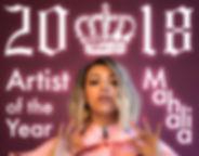 2018 Artist of the Year - Mahalia.jpg
