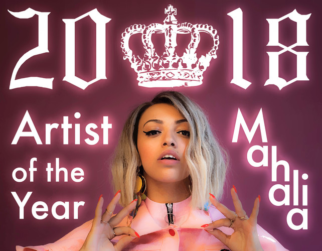 2018 Artist of the Year