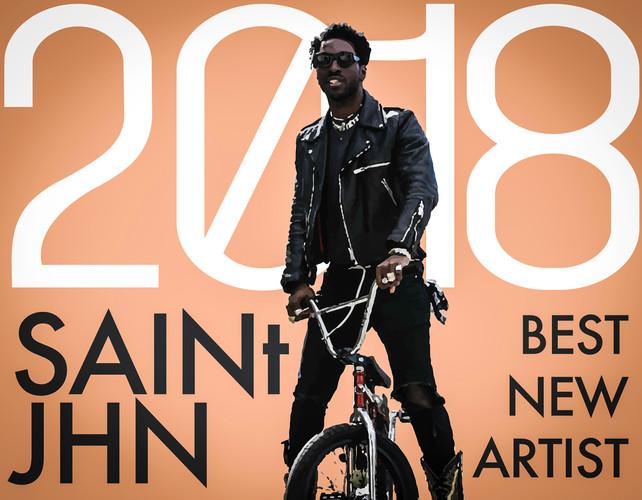 Best New Artist of 2018