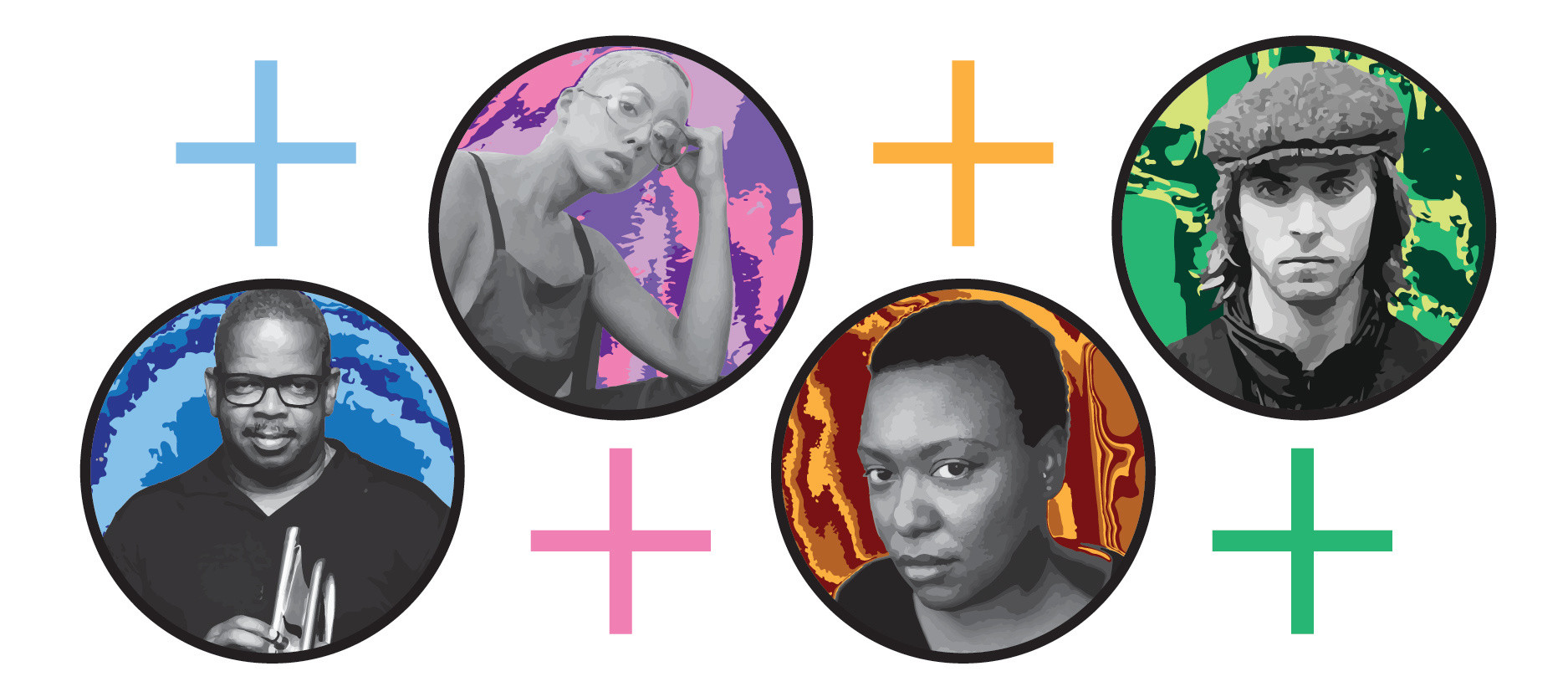 Terence Blanchard + Poppy Ajudha + Me'shell NdegéOcello + Aaron Parks