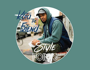Kota the Friend | Style Points | 9x7-01.
