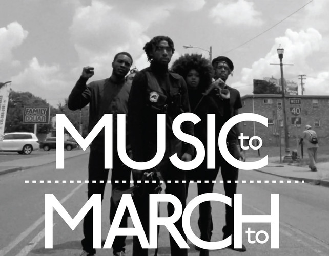 Music to March to | Pass Go