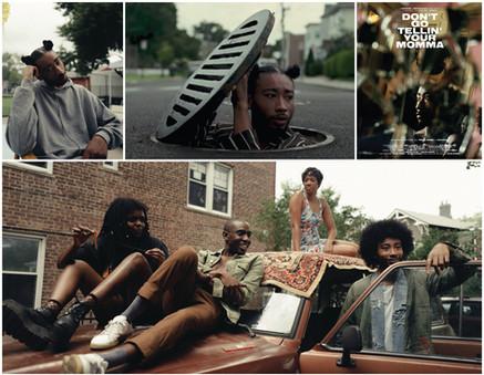 Topaz Jones, Rubberband & 'Don't Go Tellin Your Momma' | A Short Film