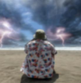 Rexx Life Raj - Grey Clouds & Raindrops.