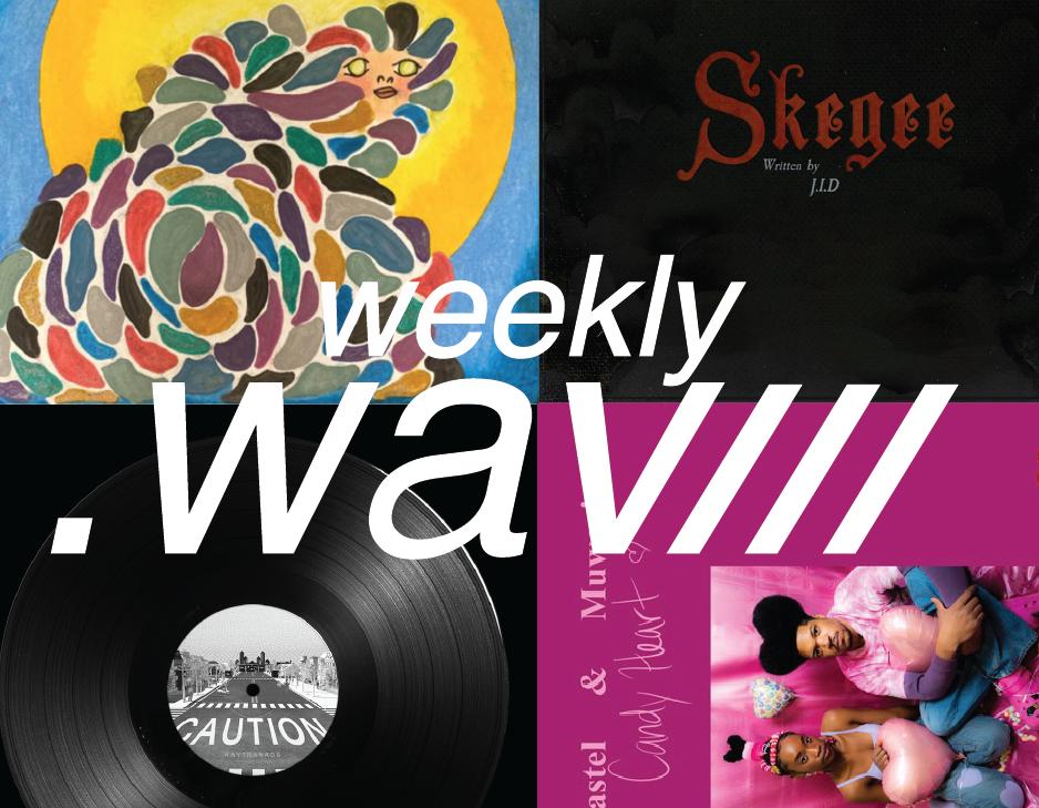 Weekly Wav | Week 8, 2021
