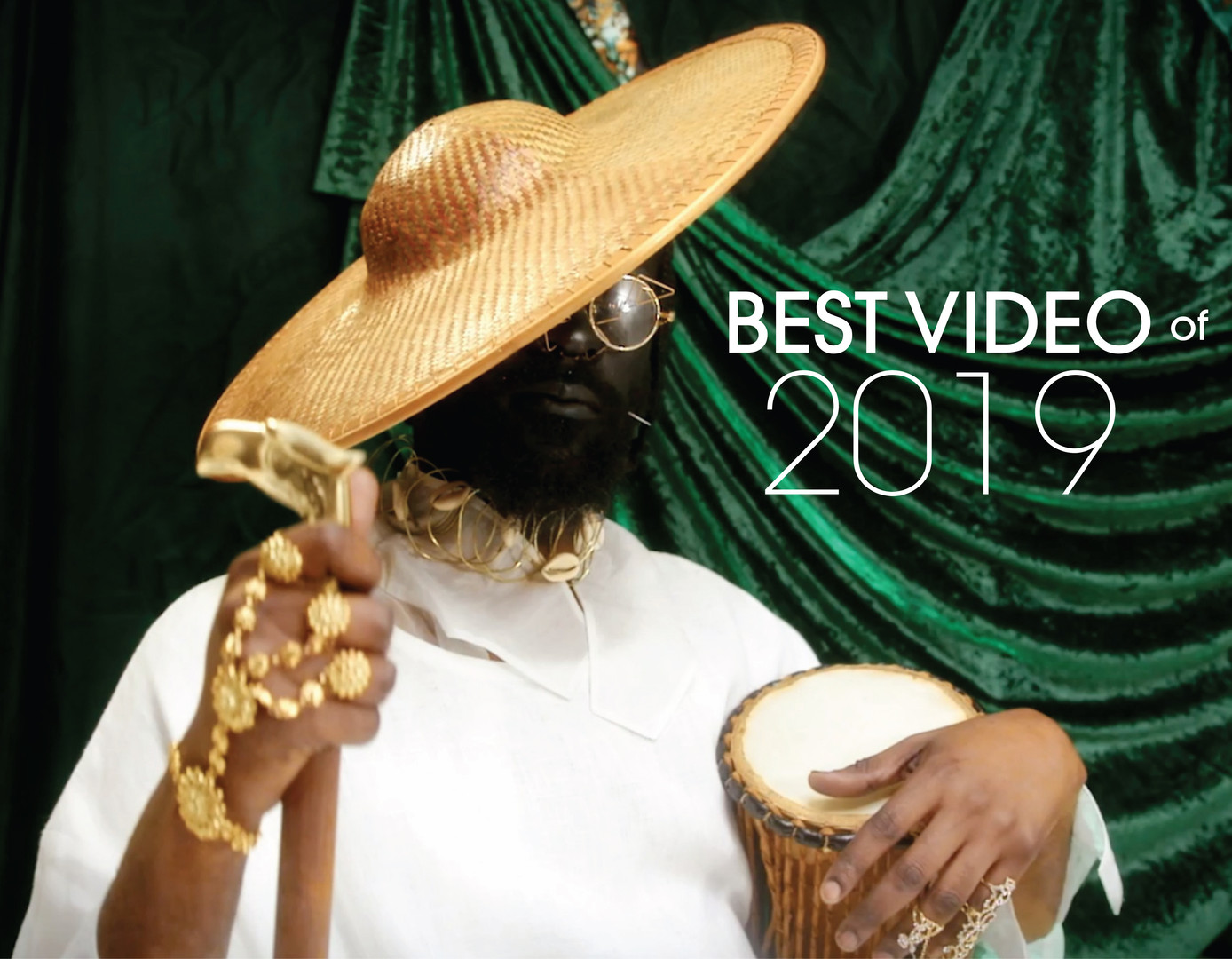 Best Video of 2019 | Talking Drum