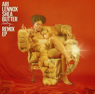 Ari Lennox - Shea Butter Baby Remixes.jp