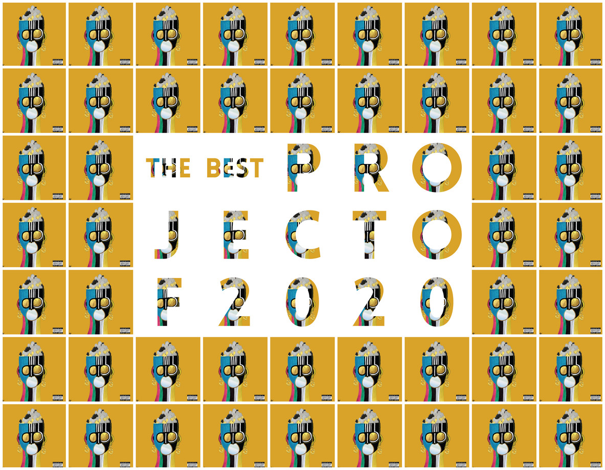 2020 Project of the Year   'Black Filter'