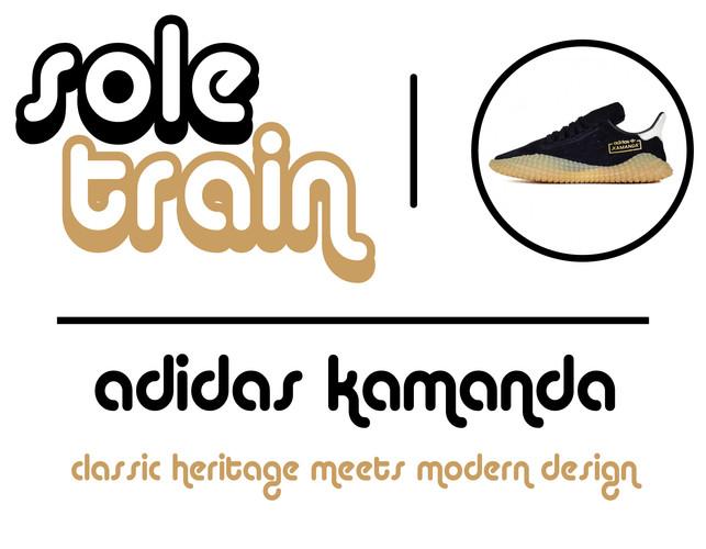Sole Train Volume 1