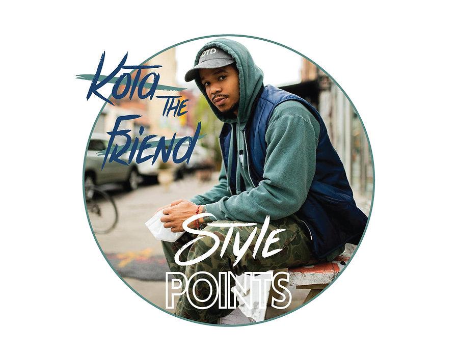 Kota the Friend   Style Points   White-0