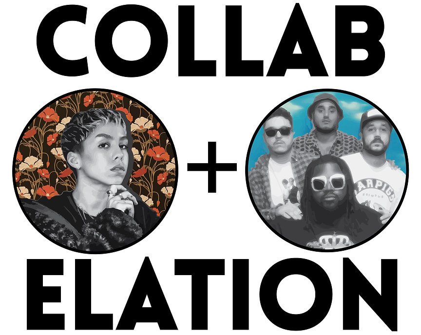 Collab Elation | Free Nationals + Poppy