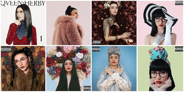 Qveen Herby | Style Points | Album Cover