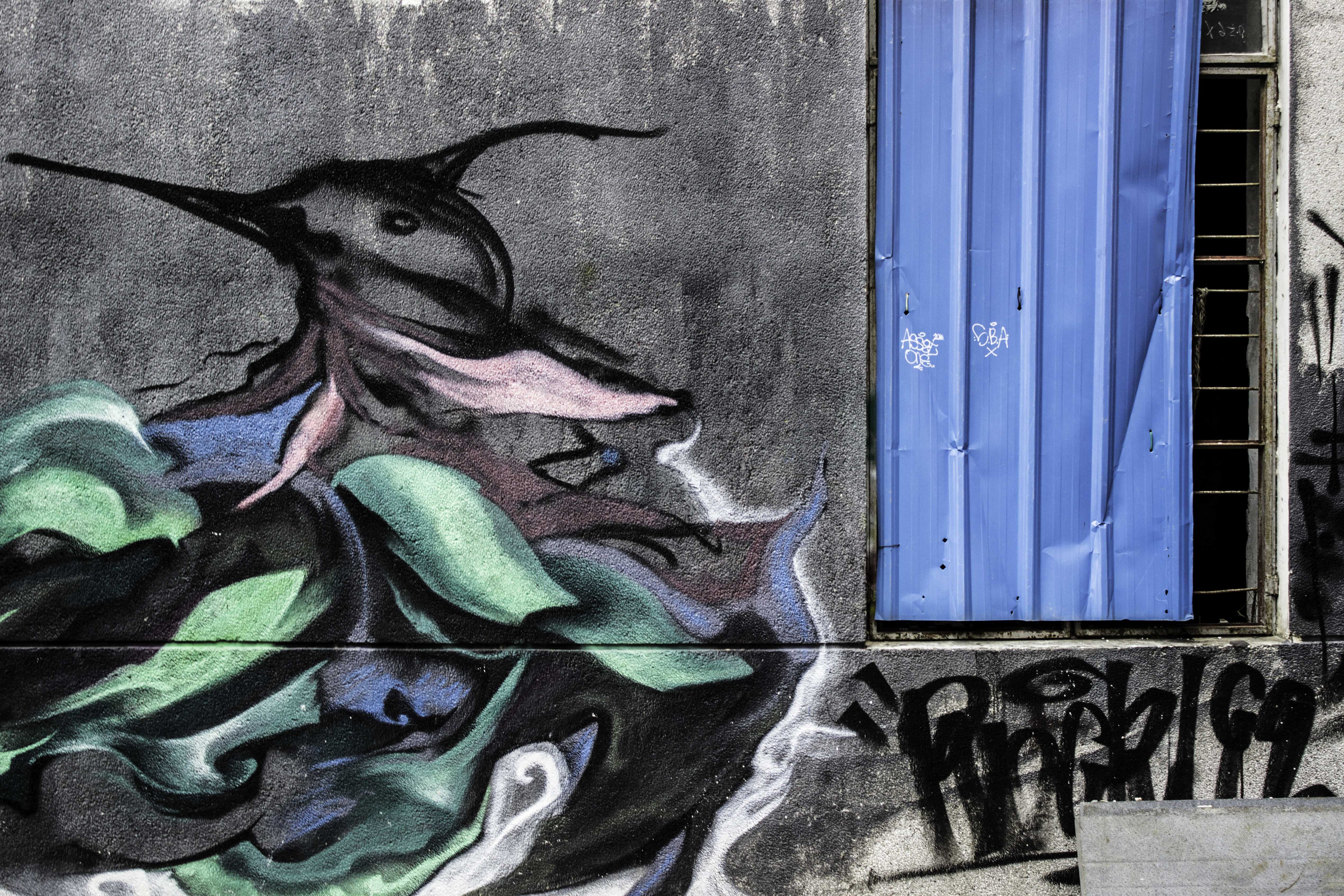 The Street Art of Southern China