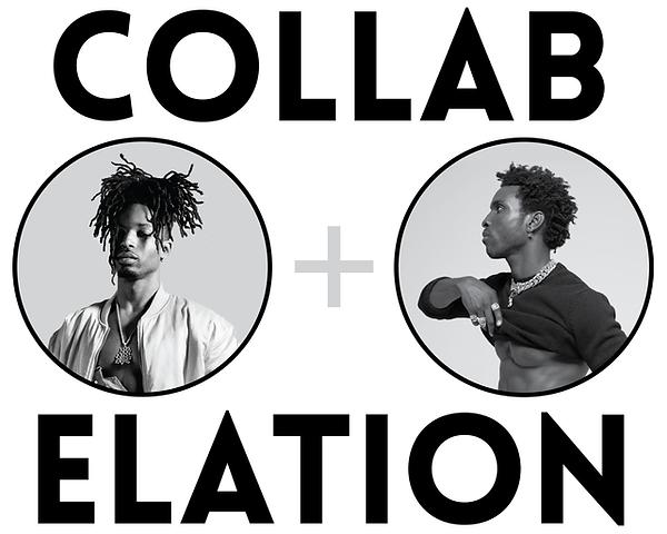 Collab Elation - SAINt JHN & Jazz Cartie