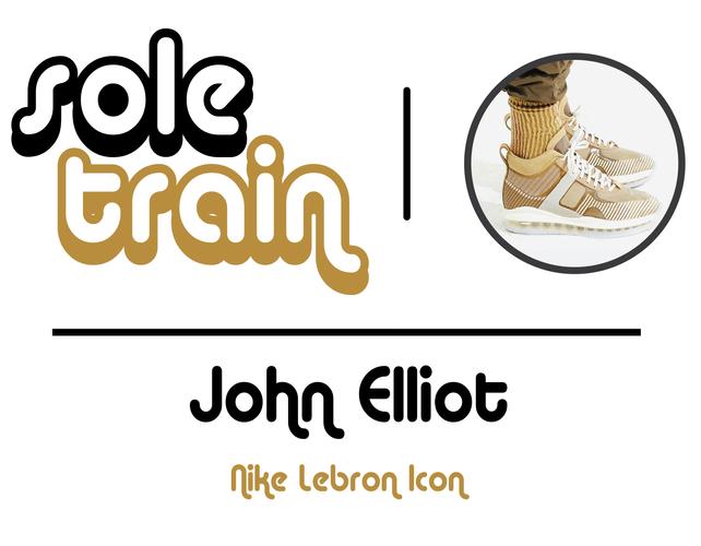 Sole Train Volume 7