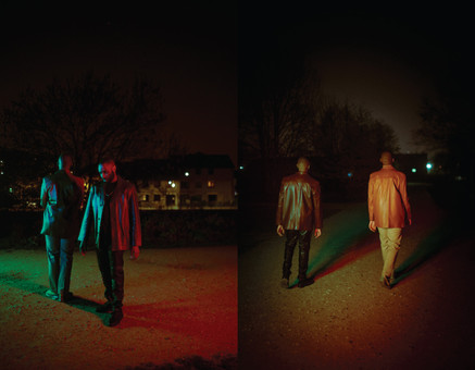Kaleem Taylor and The Code are 'Vague Detail' and their Debut is Sharply Experimental