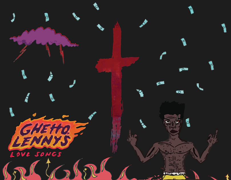 Ghetto Lenny's Love Songs Graphic 4-01.p