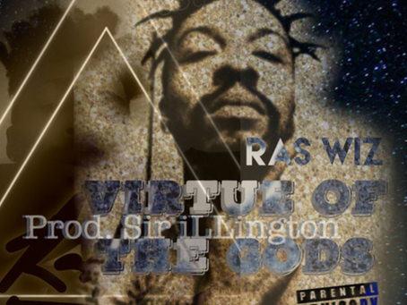 Nashville's Ras Wiz Keeps it Old-School with Unmastered, Raw 'Virtue of the Gods'