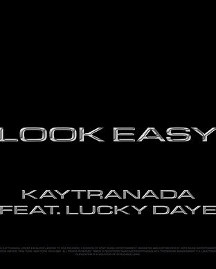 KAYTRANADA - Look Easy.jpg