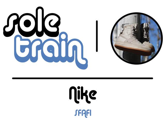 Sole Train Volume 8