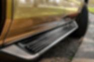 Устновка порогов на любые автомобили. Установка оригинальных порогов на Cadillac