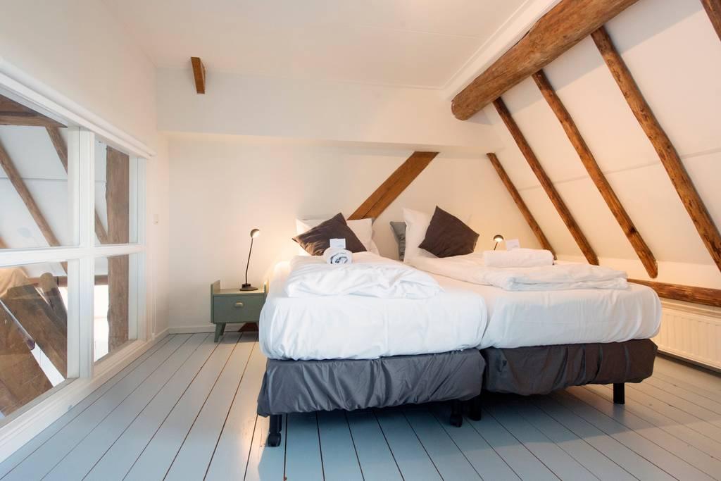 Doppelzimmer, Schlafen, Bett